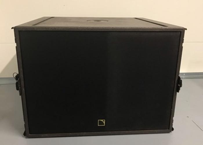 """L-Acoustics SB18m 18"""" Subwoofer - 1"""