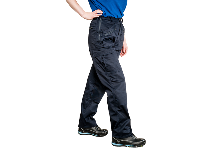 Ladies Action Trousers  Navy T  XXL  T - 1