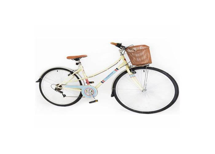 Ladies bike with basket  - 1