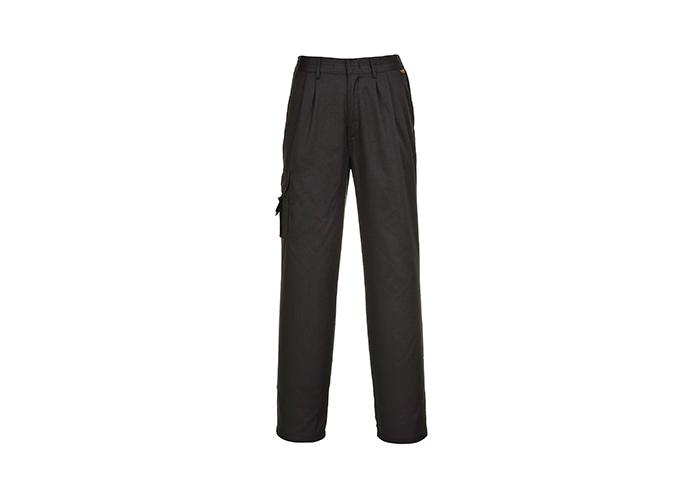 Ladies Combat Trousers  Black  Medium  R - 1