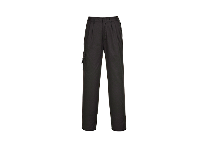 Ladies Combat Trousers  Black  XL  R - 1