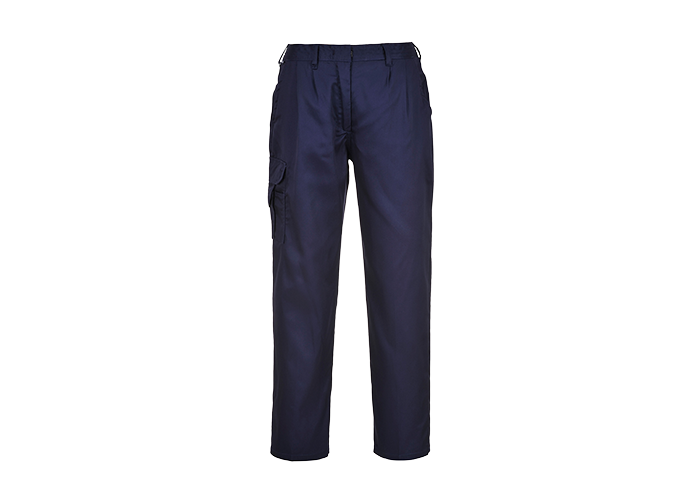 Ladies Combat Trousers  Navy  Large  R - 1