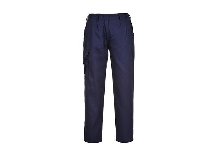 Ladies Combat Trousers  Navy  Medium  R - 1