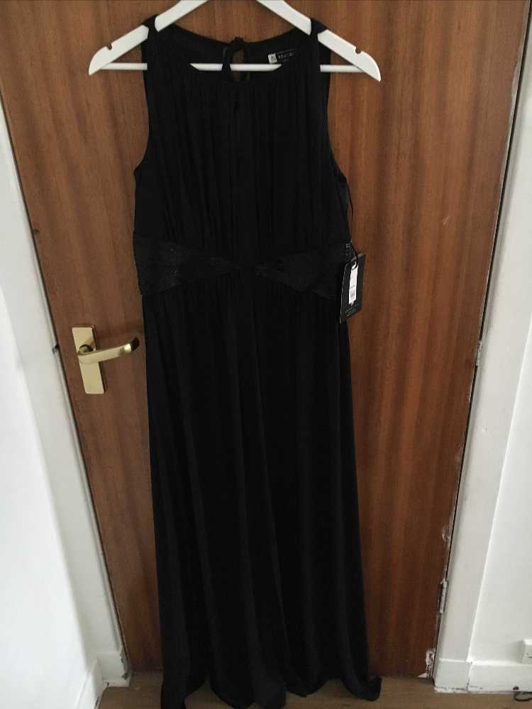 Ladies Floor Length Dress - 1