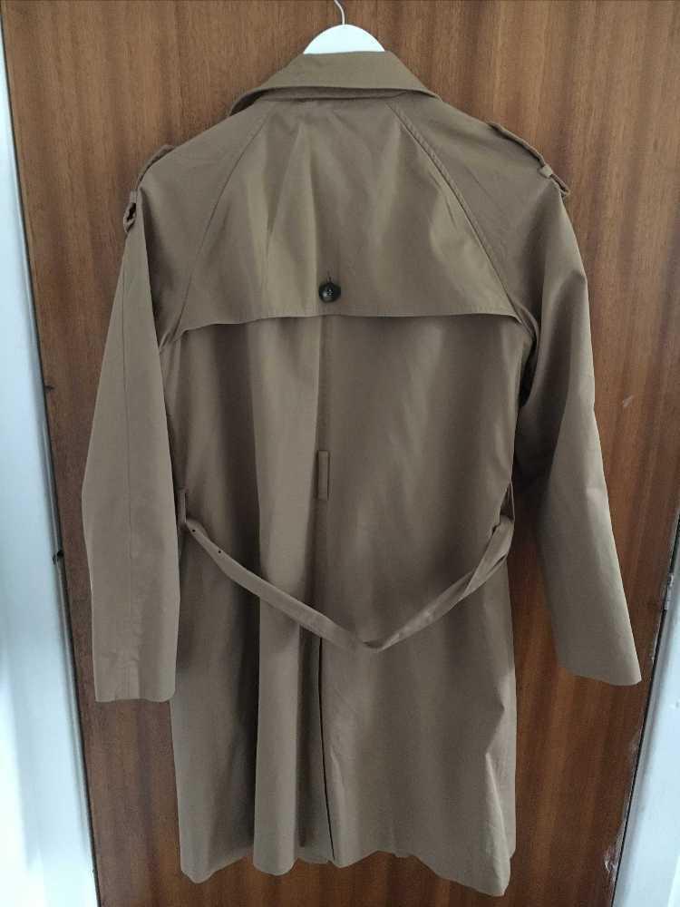 Ladies Topshop Beige Double Breasted Jacket - 2