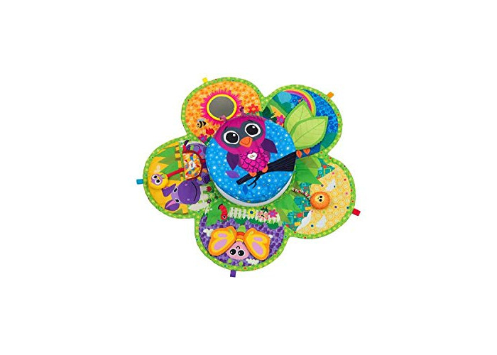 Lamaze Spin & Explore Garden Gym Olivia The Owl - 1