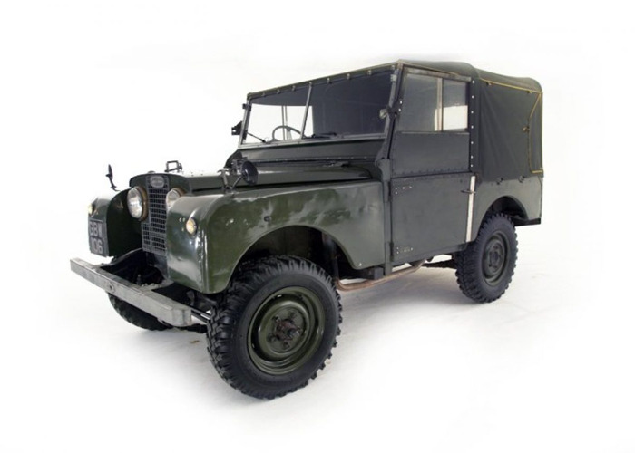 Land Rover Light Utility Series 1 (1952) - 1