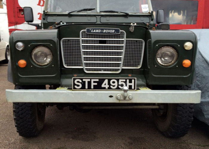Land Rover Series 3 (1970) - 2