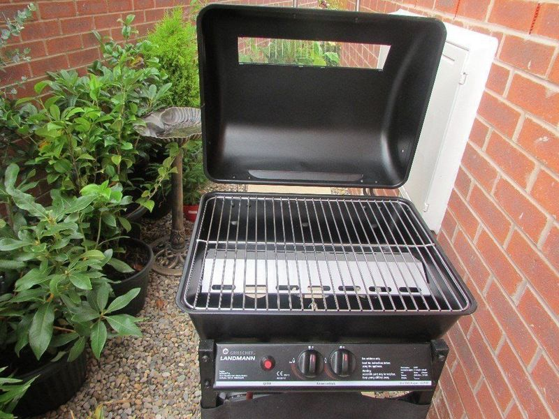 Landmann 12375 Gas Barbecue, 2 Burner - 2