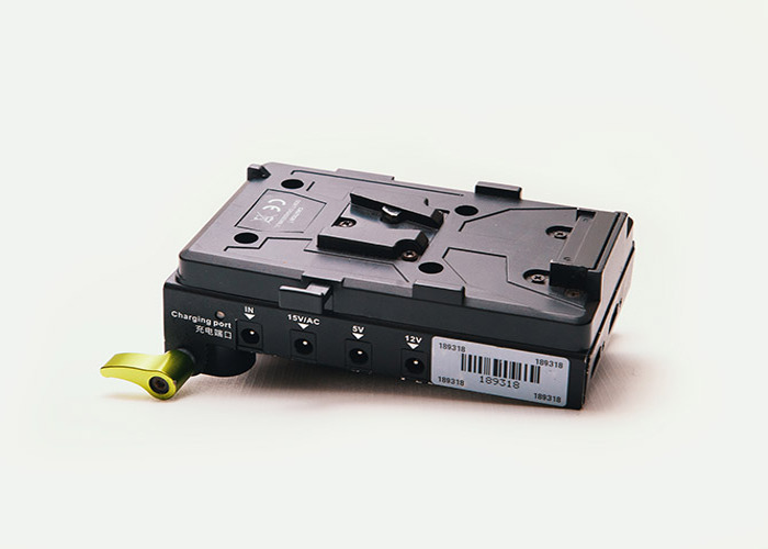 Lanparte - V-Lock Charger (Distribution Plate) (1 of 2) - 1