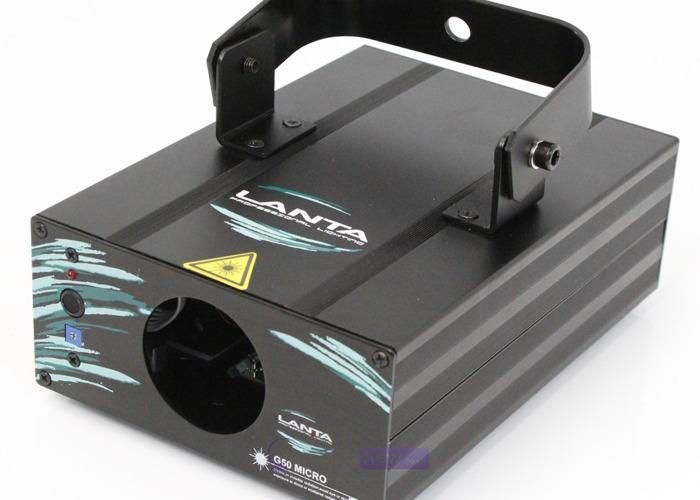 Lanta Laser UV Blue - 1