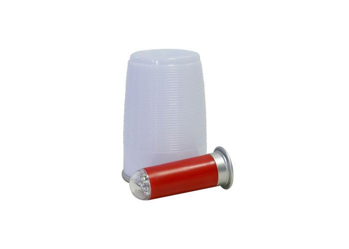 COB Key Ring 3AAA Alkaline Batteries Light Torch Flash 100 Lumens Fob Chain