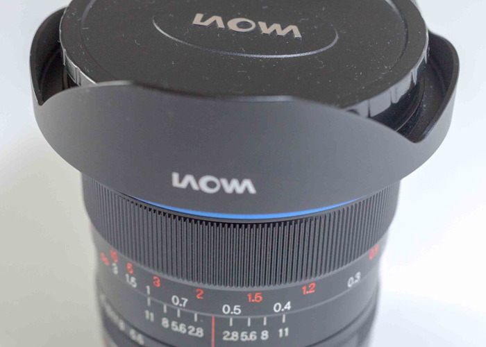 Lens Laowa 12mm f/2.8 Zero-D Lens - Canon EF mount - 1