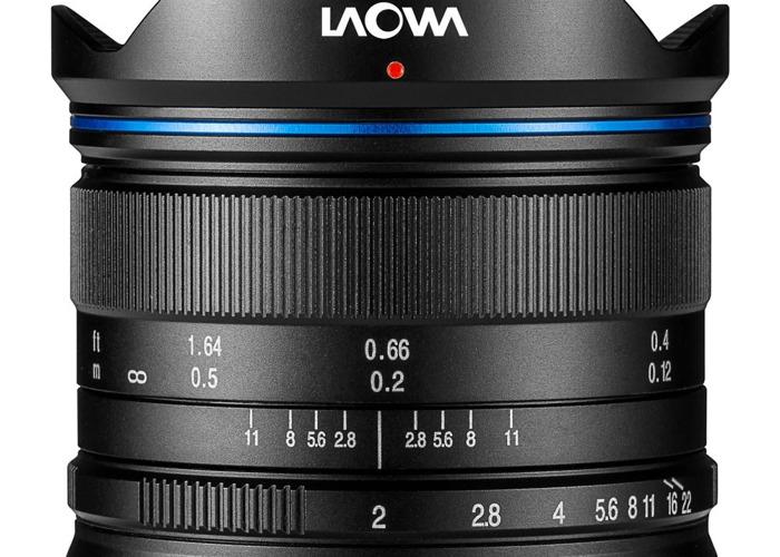 Laowa 7.5mm f2 Ultra Wide Lens - 1