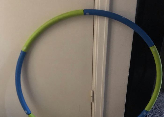 Lare Hula Hoop - 1