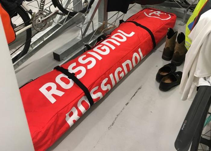 Large rossignol ski bag - 1