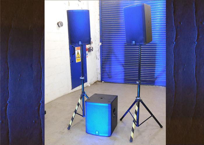 speakers / Turbosound PA System / subbass - 1