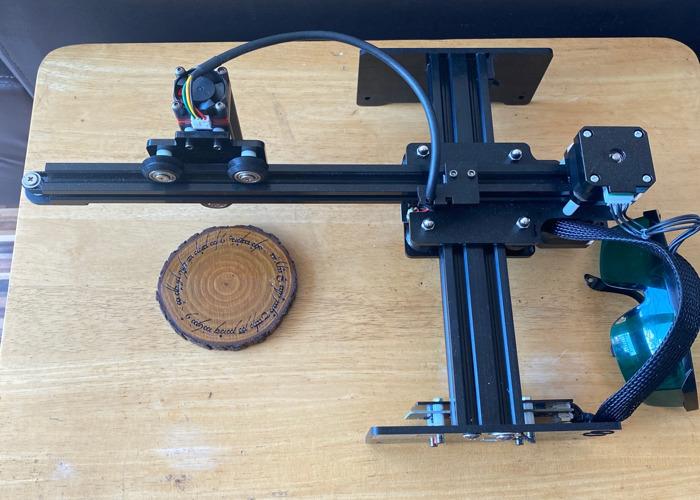 Laser Engraver 20W - 2
