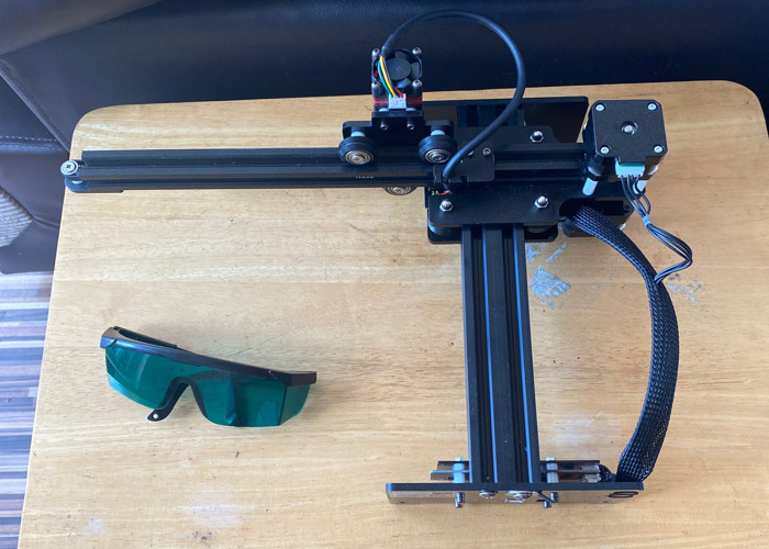 Laser Engraver 20W - 1