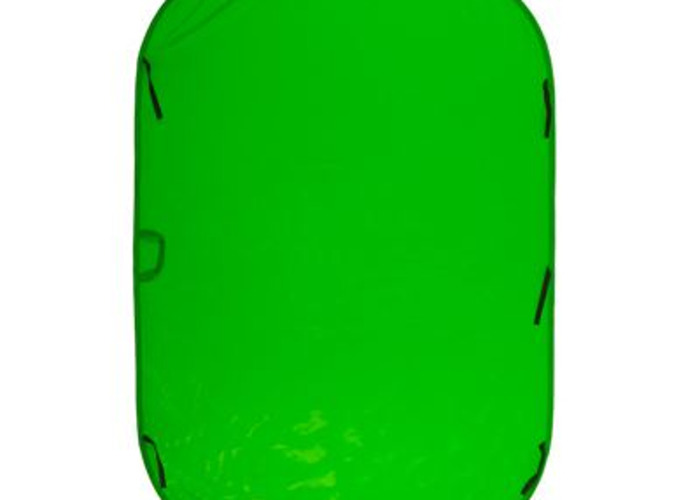 Lastolite Collapsible Green Screen 1.8 x 2.75m  - 2