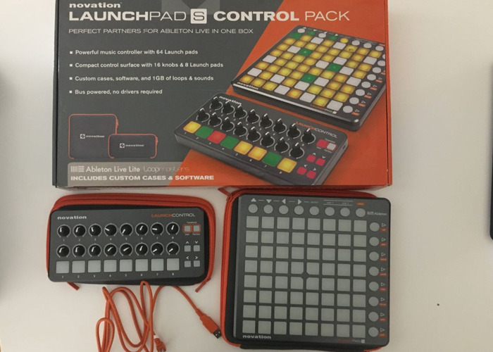 Launchpad Control Pack  - 1