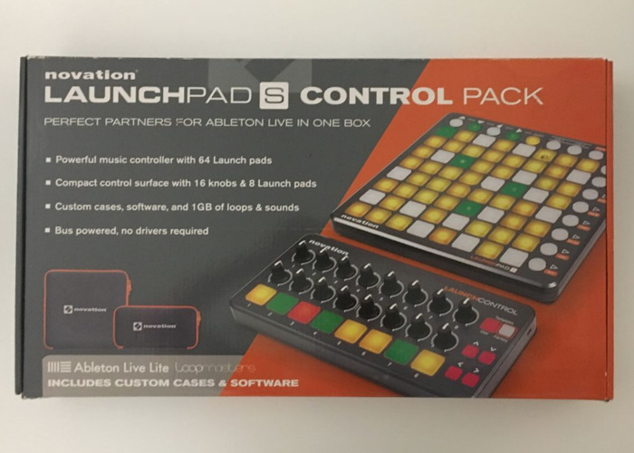 Launchpad Control Pack  - 2