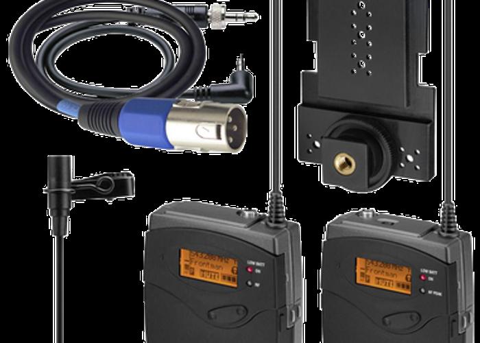 Lavalier Sennheiser EW 100 G3 Microphone - 1