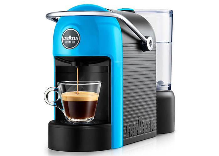 Lavazza Jolie Light Blue Coffee Machine - 1