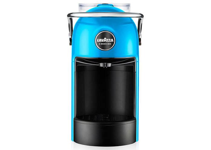 Lavazza Jolie Light Blue Coffee Machine - 2