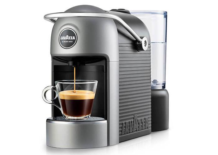 Lavazza Jolie Plus Gun Metal Coffee Machine - 1