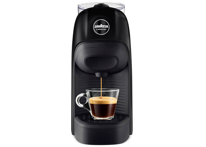 Lavazza Tiny Black Coffee Machine - 2