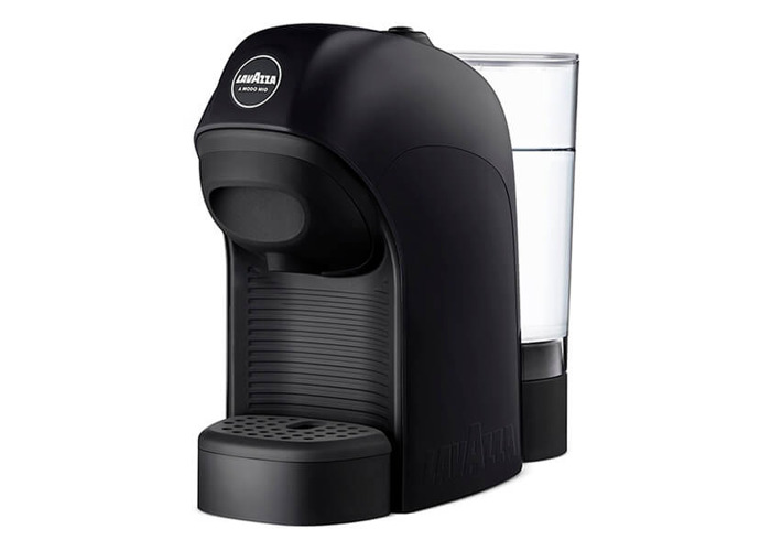 Lavazza Tiny Black Coffee Machine - 1