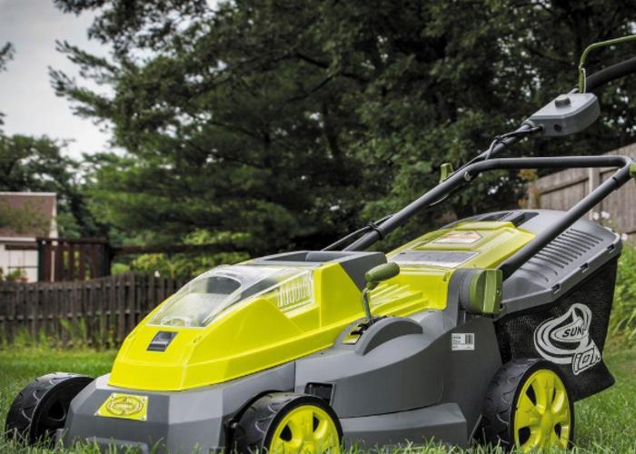 Lawn Mower - 1