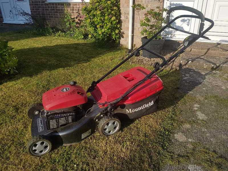 Mountfield Petrol Lawnmower  - 1