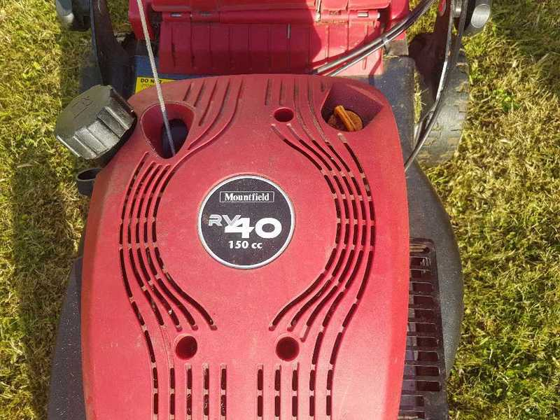 Mountfield Petrol Lawnmower  - 2