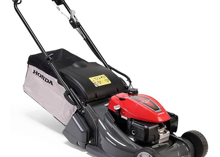 Lawnmower Honda Rear Roller  - 1