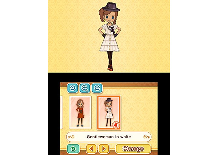 Layton's Mystery Journey: Katrielle and the Millionaires' Conspiracy (Nintendo 3DS) [video game] - 2