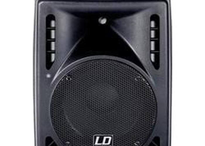 LDP 122 speakers & Prosound 1500 amp. - 2