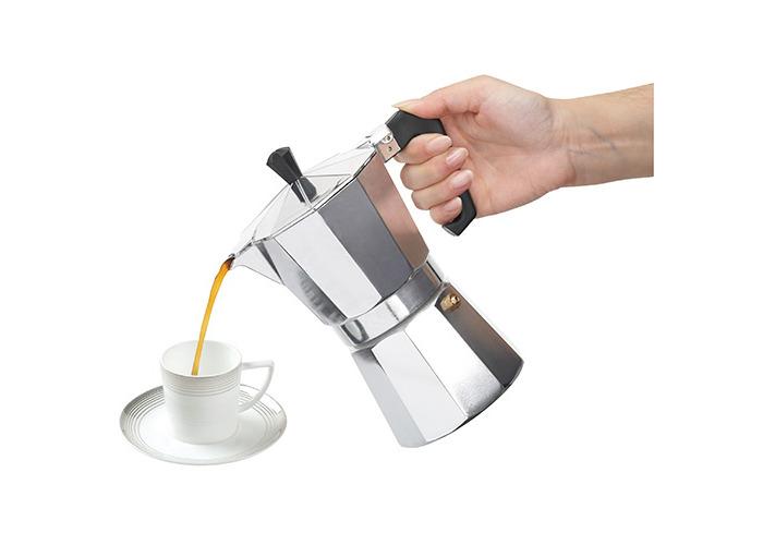 Le Express Italian Style 12 Cup Espresso Maker - 2
