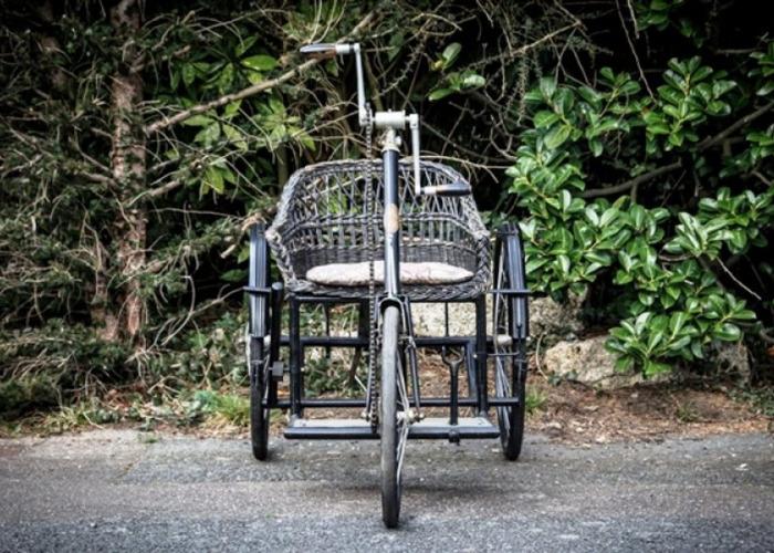 Le Monet Goyon Tricycle Model D (1923) - 1