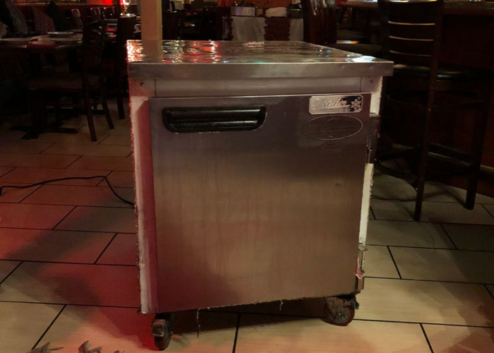 Leader LowBoy Refrigeration Unit - 1