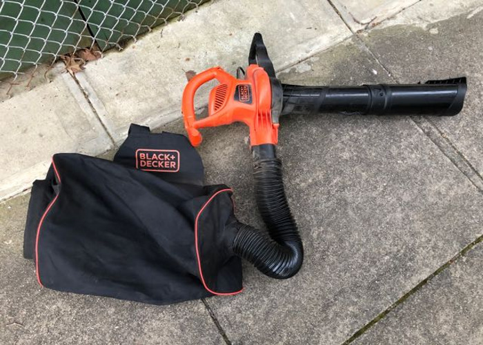 Leaf vacuum and blower - 1