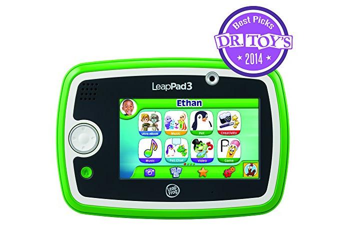 LeapFrog LeapPad 3 Learning Tablet (Green) - 2