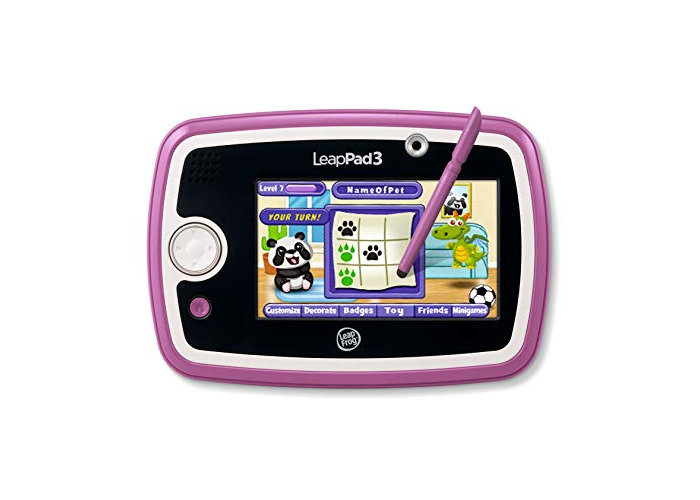 LeapFrog LeapPad 3 Learning Tablet (Pink) - 1