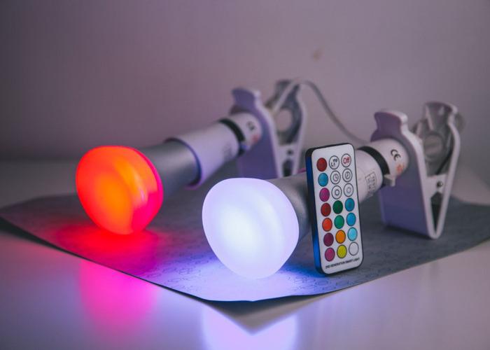 LED Colour Lights x2 - 1