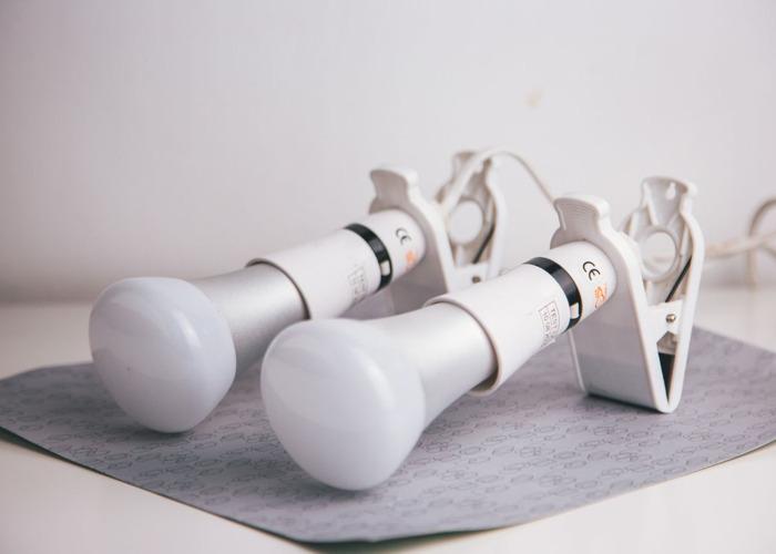 LED Colour Lights x2 - 2