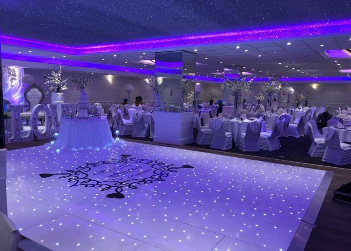 Led dance floor - 1