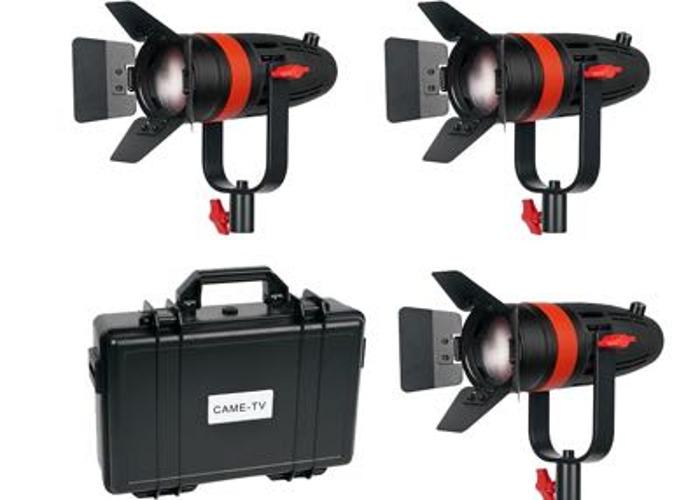 LED Dedo kit (3)  - CAME-TV Boltzen 30w - 1