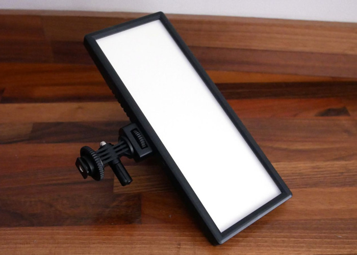 LED Dimmable Camera Light Panel - 1