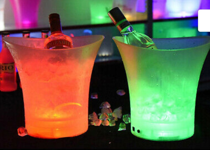LED ICE BUCKET - 1